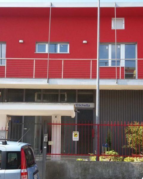Vebo2 edificio industriale ristrutturato a Rivoli