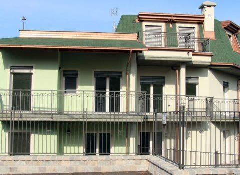 Vebo2 complesso residenziale certificato casaclima