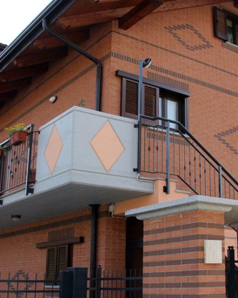 Vebo2 palazzina residenziale paramano Alpignano (To)