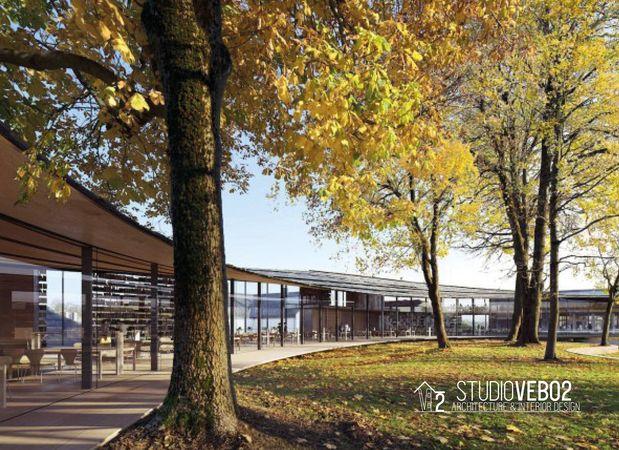 Biblioteca nel verde post vebo2